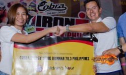Photo Gallery : 2014 Cobra Iron Man 70.3 Press Conference #cobraironman703