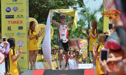 Brent McMahon Captures Cobra Ironman 70.3 Title