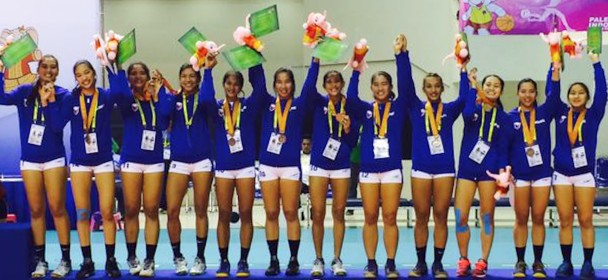 team uaap ateneo ph bags women�s volley bronze medal in