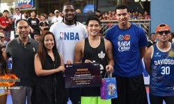 THREE-PEATS MARK NBA 3X PHILIPPINES 2015