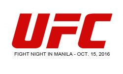 Bj Penn vs. Ricardo Lamas Headlines UFC Fight Night Manila.