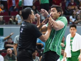 GALLERY; #UAAPLXXIX MBT, DLSU Green Archers vs. UE Red Warriors