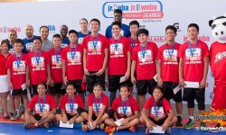 JR. NBA AND ALASKA MILK BRINGS 2016 PHILIPPINE ALL-STARS TO A ONCE-IN-A-LIFETIME NBA EXPERIENCE