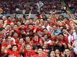 GALLERY; #NCAA92Finals SAN BEDA RED LIONS RECLAIM NCAA MBT TITLE