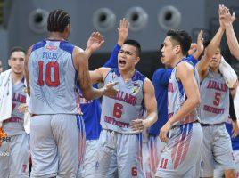 GALLERY; #NCAA92 Final Four, Arellano Chiefs vs. Mapua Cardinals