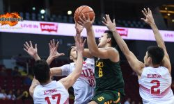 FEU SURVIVES UE SCARE, SNAPPED 3-GAME LOSING STREAK