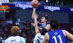 RAVENA BOOSTS ATENEO SECURE 2ND SPOT, LIFTS BLUE EAGLES OVER FALCONS