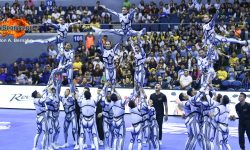 NU PEP SQUAD WINS 4TH STRAIGHT UAAP CHEERDANCE CROWN