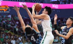 LA SALLE OUSTS RELENTLESS ADAMSON, ADVANCES TO UAAP FINALS