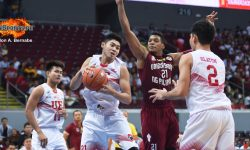 RED WARRIORS SURPRISE FIGHTING MAROONS, UP ENDS SEASON WITH A 5-9 SLATE
