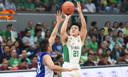 JERON TENG HITS GAME-WINNER, LIFTS LA SALLE OVER ATENEO IN UAAP FINALS OPENER