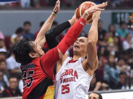 GALLERY:  2017 PBA PHL CUP Finals – Game 1 San Miguel vs. Ginebra