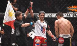 EDUARD FOLAYANG KEEPS ONE LIGHTWEIGHT BELT WITH DECISION OVER EV TING