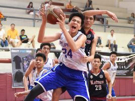 2017 FMC Batang Gilas vs. Letran Knights