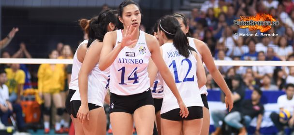 """BABAWI KAMI"": ATENEO'S BEA DE LEON HEADING INTO GAME 2"