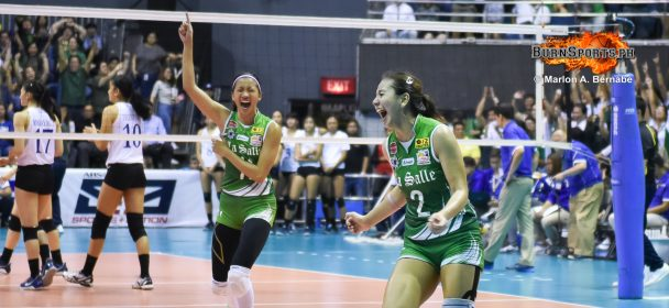 LA SALLE CLOSES IN ON BACK-TO-BACK CROWN, TURNS DOWN ATENEO IN GAME 1