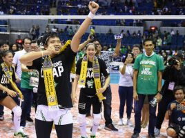 GALLERY: 2017 UAAP WVT FINALS, LA SALLE VS. ATENEO GAME 2