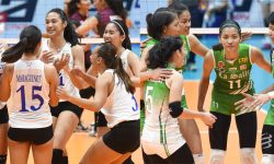 THE DYNASTY CONTINUES; ATENEO AND LA SALLE CLASH FOR UAAP VOLLEYBALL CHAMPIONSHIP