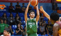St. Benilde ends slump at the expense of EAC in OT