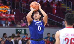 Blue Eagles overpower Falcons for 8th straight win