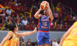 Arellano whips Mapua to secure at least a playoff for a semis berth