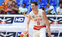 San Beda draws first blood, snaps Lyceum's 18-game winning streak
