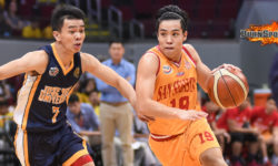 San Sebastian dispatches JRU, faces San Beda next