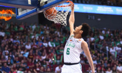 La Salle bounces back from Ateneo loss to defeat FEU
