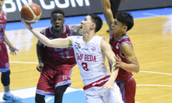 San Beda sweeps LPU for back-to-back championships