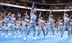 Retro OPM music theme helps Adamson Pep Squad claims first UAAP Cheerdance title