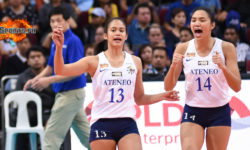 Ateneo outlasts UE in four sets for second win