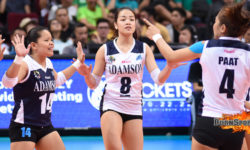Adamson demolishes UP for back-to-back wins