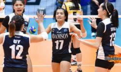 Adamson Lady Falcons quell Jaja Santiago, NU for back-to-back wins