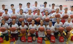 25 NCR campers advance to the Jr. NBA Philippines presented by Alaska National Training Camp