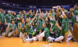 La Salle completes sweep of FEU, notches third three-peat