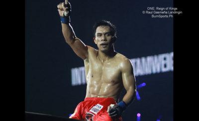 Kevin Belingon turns focus to ONE Bantamweight champion Bibiano Fernandes