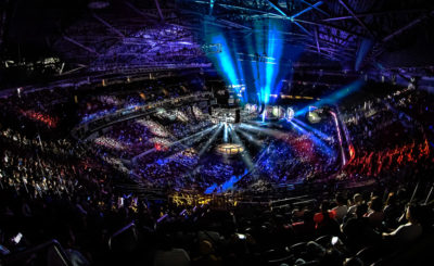 ONE Championship draws massive crowd for ONE: Reign of Kings in Manila