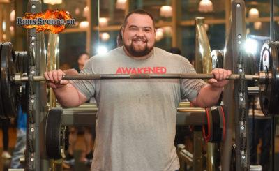 PHOTOS: Gawain Johnstone Fitness Talk & Open Workout