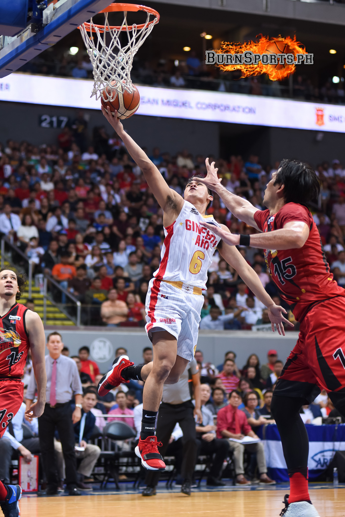 Brgy Ginebra Gin Kings Clucth Plays Collection
