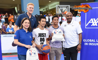 PHOTOS: NBA 3X Philippines 2018