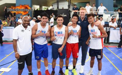 UL-Dagupan, Discovery Perlas rule NBA 3X Philippines