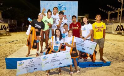 UUST dominates BVR on Tour Manila Open