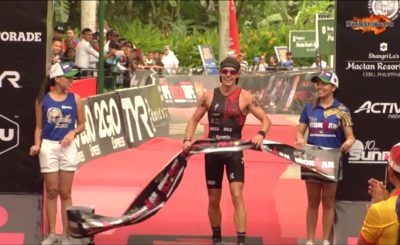 VIDEO: Regent Aguila IronMan 70.3 Asia-Pacific Championship 2018