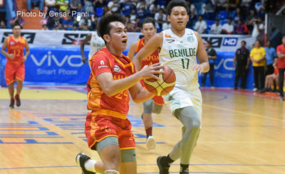 Mapua downs Benilde for first back-to-back wins