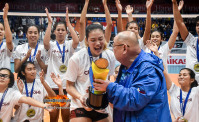 PHOTOS: UP captures 2018 PVL Collegiate title