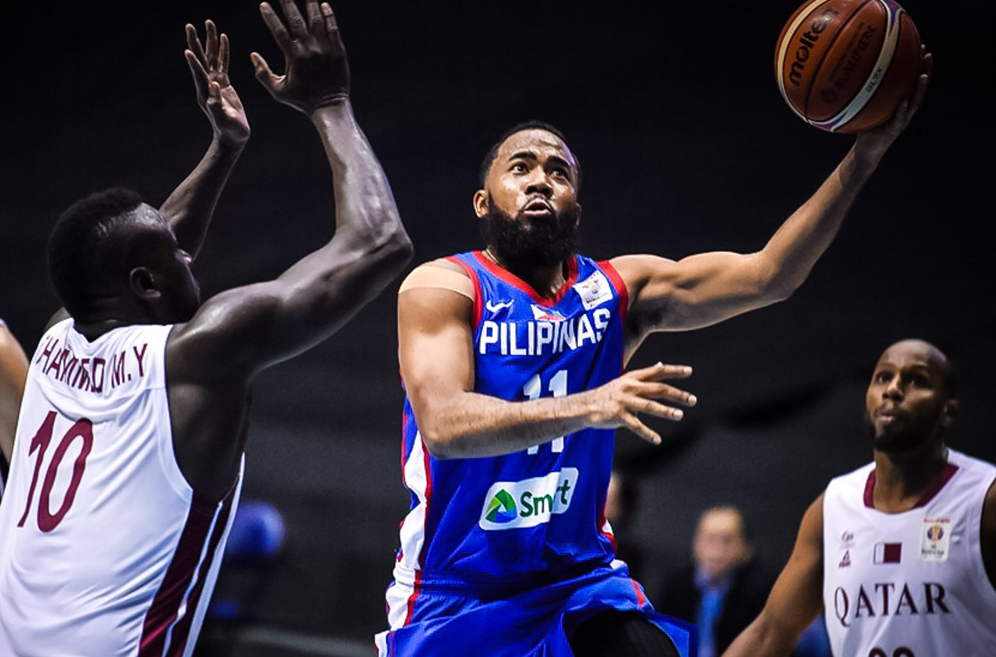 Gilas Pilipinas stages huge comeback to beat Qatar