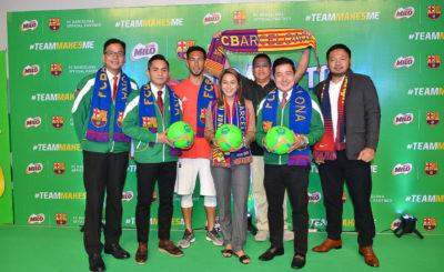 Milo PH kicks off Road to Barcelona Year 2 in Cebu