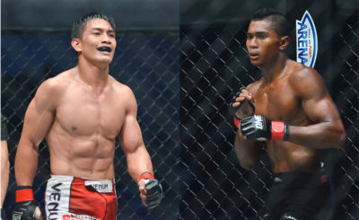 Folayang, Khan clash for vacant ONE lightweight title