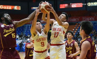 San Beda ends elimination with victory over Perpetual