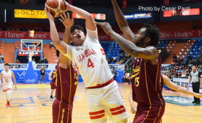 San Beda sets up another finals date with Lyceum